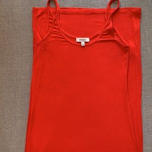 Babaton Freddie Maxi Dress - coral